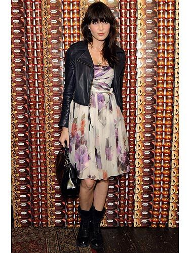 <p>Everyone loves ice-cream (Cosmo included!) so we couldn't resist a party invite from Häagen-Dazs on Wednesday - especially when it's at The Box (one of London's swankiest establishments). Model Daisy Lowe arrived at the Häagen-Dazs Secret Sensations launch party, and sipped on cocktails based on the new chocolate fondant and creme brulée Secret Sensations - yum!</p>