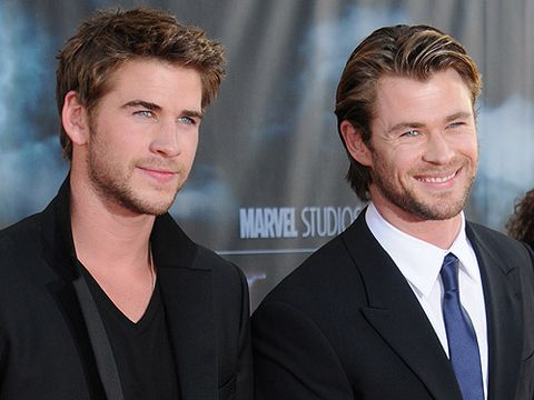 <p>The Hemsworth brothers are FIT, and yes that does warrant capital letters. We have fancied these boys seperately for quite some time now, but it's when they unite that the office goes into complete, utter meltdown. But who's the fittest? Only you can decide...</p> <p> </p>