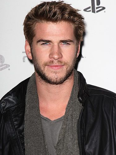 <p>Oh what a cutie Liam Hemsworth is. He's the youngest of the Hemsworth brothers but what he lacks in age he makes up for with beauty. He is one of our favourite things about The Hunger Games, he plays Gale (best friends to Katniss) and is set to be huge in the next film - we can't wait!</p>