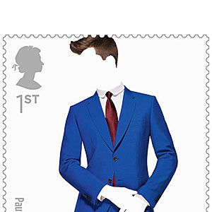 Nothing like a bitta red, white and blue to get us in the Jubilee mood. This sharp Paul Smith look is so sexy - we need our men in this suit, stat!