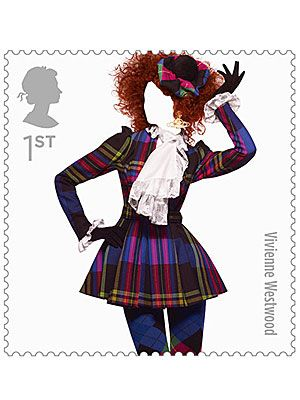 <p>Vive le Vivienne! There's nothing like a touch of Westwood tartan to amp up your fashion credentials - but this tartan mini kilt is famous for being the outfit Naomi Campbell was wearing when she famously fell head over heels on the catwalk in 1993. Oops...</p>
