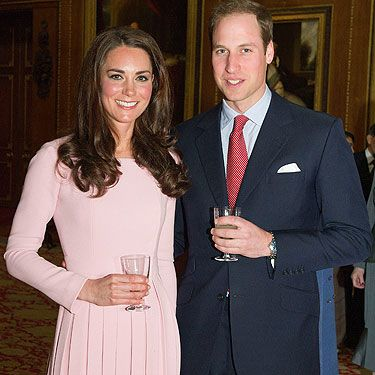 <p>Kate Middleton appeared on hubby Prince William's arm at a special state lunch for Queenie's Diamond Jubilee&#x3B; just check out that gorgeous pale pink pleated number! And, sadly for Copy Kates everywhere, this one's going to have a little bit more of an impact on the purse strings than Kmiddy's usual high street numbers&#x3B; £1200 from the Emilia Wickstead collection. Whatever the cost, she definitely looked pretty in pink!</p>