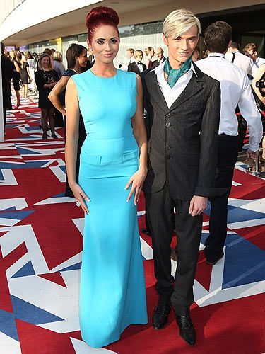 <p>Blimey, Amy Childs chose a Victoria Beckham gown to wear to the 2012 BAFTA Awards. VB has had quite the week, first Cheryl was spotted in one of her dresses at the premiere of What To Expect When You're Expecting, and now Amy Childs. We wonder what she thinks of Amy's red carpet look...</p>