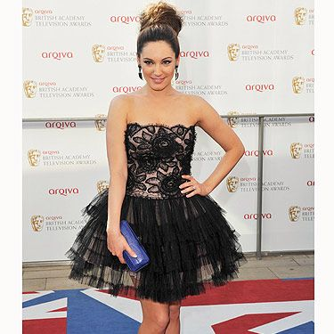 <p>Wowsers, what a week Kelly Brook has had. We're still reeling from the excitement from seeing her at Cannes Film Festival. Now she's out again at the 2012 BAFTA Awards. The gorgeous model opted for a Jacques Azagury dress to wear and can you blame her? It's one hell of a dress</p>