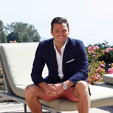 """<p>Talking about his new show, Mark Wright's Hollywood Night, Mark said: """"Me and the boys are going to smash it, I've got lots of things lined up for this holiday is not just about partying. I want to explore LA, discover what it has to offer and I've got a few cheeky surprises up my sleeve also."""" That's great Mark, but we'd happily watch you sunbathe on that lounger you're sitting on...</p>"""