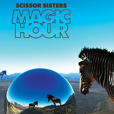 """<p>It's been a while, but the Scissor Sisters are back. Magic Hour is their fourth album, and combines everything we love about the band, with some amazing added extras. Keep Your Shoes On is a club anthem, with a bridge that makes Britney's Slave 4 U sound innocent, while Inevitable is a down tempo number, and with falsetto's a –plenty, reminds us of George Michael's Careless Whisper.</p><p>Only The Horses, released earlier this month, was co-produced by Calvin Harris and builds up to a big chorus, perfect for belting out with your pals at a summer festival. We were anxious about what the New York band had in store for us this time, but Magic Hour is an amalgamation of futuristic pop and beat-tastic rhythms that will knock your socks off, or at least get you dancing.</p><p><br />Shimmy on down to stores now to get a slice of pure, unadulterated pop bliss.</p><p>Scissor Sisters, Magic Hour, £8.97, <a title=""""http://www.amazon.co.uk/Magic-Hour-Scissor-Sisters/dp/B007IVD9PM/ref=sr_1_1?ie=UTF8&qid=1338547403&sr=8-1"""" href=""""http://www.amazon.co.uk/Magic-Hour-Scissor-Sisters/dp/B007IVD9PM/ref=sr_1_1?ie=UTF8&qid=1338547403&sr=8-1"""" target=""""_blank"""">Amazon</a><br /><em></em></p><p><em>Review by Sarah Kwong</em><br /><br /></p>"""