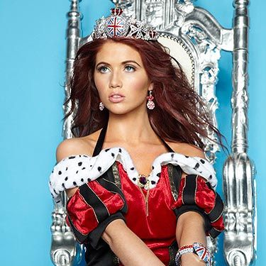 "<p>Check out Amy Childs all Jubileed up! Amy is all dressed up to promote the fact that her Amy Childs' Lashes are now ONLY £1 with every clothing order made on her website in Jubilee week! What are you waiting for? Get clicking...<br /><br />Visit <a title=""http://amychildsofficial.co.uk/"" href=""http://amychildsofficial.co.uk/"" target=""_blank"">amychildsofficial.co.uk</a> for more info<br /><br /></p>"