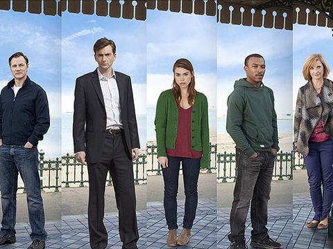 <p>Oh we do love a good BBC drama mini series (did you catch Prisoners' Wives? Amazing) and this latest sea-side offering complete with an all-star Brit cast does not disappoint.</p> <p>This five parter starring David Tennant, Billie Piper, Lacey Turner, Ashley Walters, Vicky McClure to name drop a few follows a different love story each episode – but in that gorgeous Love Actually- style they are all intertwined in one big emotional tangle.</p> <p>The first episode follows Nick (David Tennant) who is married with two kids when his first love appears out of the blue and makes him question everything. Directed by BAFTA winner Dominic Savage it's the perfect lusty drama to end your weekend.</p> <p>Watch Love Life on Sunday, BBC1, 10.25pm</p>