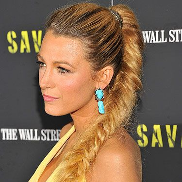 """<p>Blake Lively loves a fishtail plait, and why wouldn't she? It looks amazing in her hair. The Gossip Girl actress, and girlfriend to the gorgeous Ryan Reynolds proves why she's our celebrity hair crush. If we didn't love her so much, we'd hate her! </p><p><a title=""""http://www.cosmopolitan.co.uk/beauty-hair/styles/celebrity/cosmo-hair-crush-blake-lively-hairstyles"""" href=""""http://www.cosmopolitan.co.uk/beauty-hair/styles/celebrity/cosmo-hair-crush-blake-lively-hairstyles"""" target=""""_self"""">SEE HOW TO RECREATE THIS LOOK AT HOME</a></p>"""