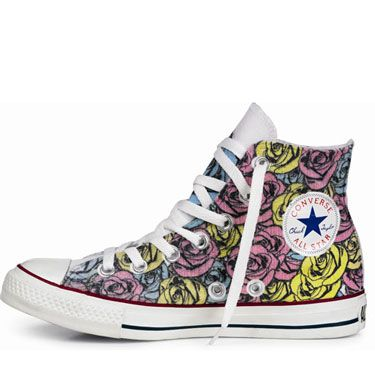 """<p><strong>Schuh Oxford Circus until 10 August 2012</strong></p><p><a href=""""http://www.schuh.co.uk/womens/converse"""" target=""""_blank"""">Schuh</a> are giving you the exclusive opportunity to strut your stuff in your own personalized Converse.</p><p>Whether you like your All Stars high or low buy them at Schuh, Oxford Circus, and have them printed, laced and studded in store for up to £25.</p><p>The price of studs starts at 50p each but there's also a range of amazing designs that you can have printed in the colour of your choice.</p><p>Fancy some inspiration from the Cosmo team?</p><p>Deputy Editor, Suzy Cox went for a turquoise cassette tape print over a low-top grey Converse. Cosmo's Editor, Louise Court had an antique wallpaper design in black on white trainers and Catwalk to Curvy columnist, Laura Puddy, opted for black wallpaper on pink high-tops with gold star studs running down the back. How will you wear yours?</p>"""
