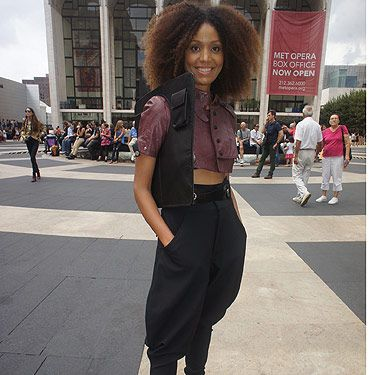<p><em>Fashion blogger and film maker</em></p>