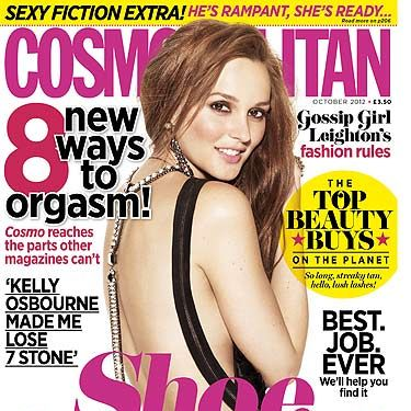 <p>Leighton Meester chats to Cosmo about her fashion secrets, men and sadly, the end of Gossip Girl, sobs! Find out why she think she's weird and which part of her body she wants to change in the full interview on page 53</p>