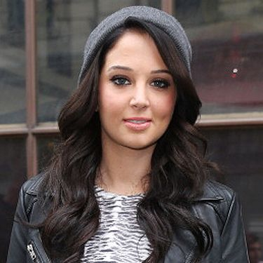 """<p><strong>Why we love it</strong>: Cosmo's October cover girl Tulisa Contostavlos ditched the blonde and opted for a rich, dark espresso hair colour for the new season of X Factor. It works better with her lighter skin complexion so she can play with a smokey eye and nude lip for a more dramatic look.</p><p><strong>What to ask your hairdresser</strong>: """"Ask for a nearly-black, darkest brown shade,"""" advises Carolyn Newman, colour director at <a href=""""http://www.charlesworthington.com/salons"""" target=""""_blank"""">Charles Worthington salons</a>. """"If you go for coloured black it is a hard colour to remove. You can still get that dramatic look with a darkish brown.""""</p><p><strong>Pro style tip</strong>: """"I think the most important thing is to make it look shiny,"""" says Carolyn. She recommends <a href=""""http://www.boots.com/en/Boots-Brands-A-to-Z/Charles-Worthington/"""" target=""""_blank"""">Charles Worthington Salon at Home Secrets Miracle Repair Elixir Oil, £14.99</a>, to give shine and gloss and maintain healthy hair.</p>"""