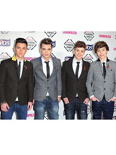 "<p>Union J's Jaymi Hensley came out as gay the weekend before the quarter finals of the X Factor. Cosmo loves his confidence and courage, and his bandmates' support: ""It inspired our performance and it will help out other people having a tough time and give them courage.""</p>"