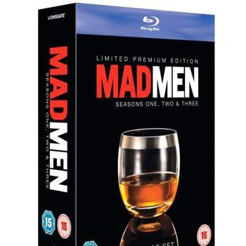 "<p>""Mad men on dvd, please - it's 100% good 'boy television'."" Reggie Yates</p>
