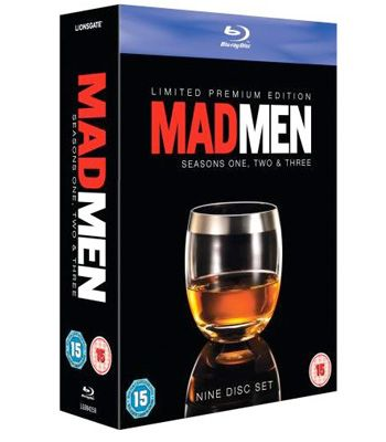 "<p>""Mad men on dvd, please - it's 100% good 'boy television'."" Reggie Yates</p> <p>Left: Mad Men seasons 1-3, from £32.99, <a href=""http://www.play.com/DVD/Blu-ray/4-/13704255/Mad-Men-Seasons-1-3-Limited-Premium-Edition-Box-Set/Product.html"" target=""_blank"">play.com</a></p>"