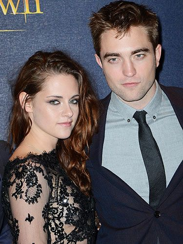 <p>At the London premiere of The Twilight Saga Breaking Dawn Part 2. Kristen Stewart and Robert Pattinson walked the red carpet separately - but don't worry RobSten fans, they joined forces for a little photo op a little later on. We wonder what RPattz thought about KStew's sparkly jumpsuit, eh?!</p>