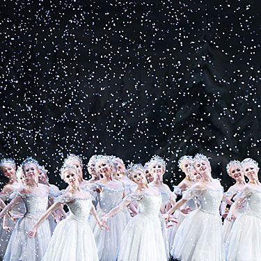 """<p>We defy you not to feel festive watching this ballet of a young girl on Christmas Eve swept up in a magical world of the Sugar Plum Fairy and her prince. Complete with a magical growing Christmas tree and a golden sleigh ride, it'll warm you more than a hot toddy.</p><p>10 December-16 Jan&#x3B; tickets from £5.</p><p>More info: <a title=""""www.roh.org.uk"""" href=""""http://www.roh.org.uk"""" target=""""_blank"""">roh.org.uk</a></p>"""
