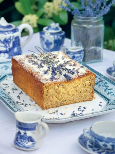 <p>Preheat the oven to 180°C/350°F/gas mark 4.</p><p>Line the base of the tin with baking parchment and lightly brush the parchment and the sides of the tin with a little vegetable oil, then set aside. </p><p>Place the diced swede in a heatproof bowl with a splash of water and cover with cling film. Cook in the microwave on high for 7 minutes, until soft to the touch. Once cooked through, drain off the excess water and blend to a fine purée.</p><p>In a large mixing bowl, whisk the honey and eggs for 2 minutes, until bubbly.</p><p>Add the lemon zest, lavender flowers, flour, ground almonds, baking powder and salt, and whisk again for 20 seconds. Once all the ingredients are fully incorporated, whisk in the swede purée to combine.</p><p>Pour the mixture into the prepared tin and put in the middle of the oven for 30 minutes.</p><p>Whilst the cake is cooking, prepare the drizzle. Dissolve the sugar in the water by heating slowly in a small pan. As soon as the sugar has dissolved, take off the heat and set aside. Add the lemon juice when the sugar syrup is cool.</p><p>Remove the cake from the oven, leave it in the tin and prick it right through to the bottom with a skewer so that it is covered in little holes. Drizzle the sweet lemon liquid over the cake. Do this while the cake is still hot and at its most absorbent. Finish off by sprinkling with the remaining sugar and the odd lavender flower before serving.</p><p> </p><p>Taken from Red Velvet Chocolate Heartache: The ultimate feel-good book of natural cakes that taste naughty by Harry Eastwood (£20, Bantam Press)</p>