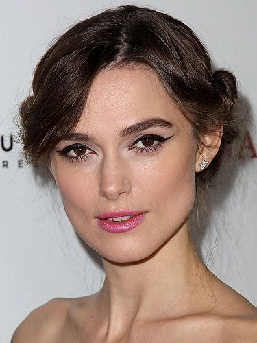 "<p>Newly-engaged Keira Knightly can't stop thinking about wedding beauty styles on the red-carpet. We can't blame her - who wouldn't be excited to stand next to James Righton at the altar!</p> <p>We especially love the beauty look she rocked with winged eyeliner and pink lips. Get everything you need and more with the new <a href=""http://www.narscosmetics.co.uk/color/nars-andy-warhol-collection/~/nars-andy-warhol-edie-set"" target=""_blank"">NARS Andy Warhol Edie Set</a> - it includes the classic eyelienr stylo with a pretty pink blush and lipstick.</p>"