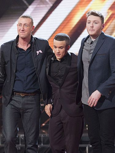 <p>Well that's it folks, our final three for X Factor have been announced! Jahmene Douglas, James Arthur and Christopher Maloney will be performing in front of 10,000 people next weekend in the hope of becoming the next big thing. Performing with their mentors (we think Nicole Scherzinger and James will be EPIC) we can't wait to see them pull out all the stops! But who has your vote?</p>