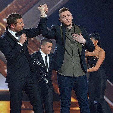 """<p>Woo hoo! Cosmo HQ were over the moon when our fave contestant James Arthur was crowned the winner of X Factor 2012 in the tension-ridden finale. His brand-new single 'Impossible' is available to buy now. We know we'll be <a title=""""https://itunes.apple.com/gb/album/impossible/id567501281?affId=1930871"""" href=""""https://itunes.apple.com/gb/album/impossible/id567501281?affId=1930871"""" target=""""_blank"""">downloading</a> it…</p>"""
