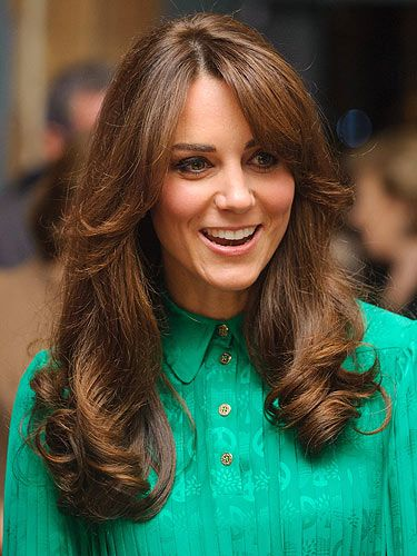"<p>Why not get a fresh new haircut for your big day? Kate Middleton brought the retro 70s back with her fringe hairstyle. The Duchess showed her blowout hairstyle could brave a windy day in London - convincing us it's the perfect beauty choice for your wedding day!</p> <p>Luca Blandi from Oscar Blandi salon says this versatile look is super popular because it suits basically any face shape. ""The short and long layers will work in your favor,"" explains Luca. ""It can be sexy if you use a curling iron, or you can pull it back in a low bun."" </p>"