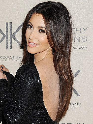 "<p>If you're letting your hair down on your wedding day, look for inspiration from Kim Kardashian for the sleekest straight hairstyle. To get the look, Charles Worthington art team director Marc Trinder suggests prepping your hair with <a href=""http://www.charlesworthington.com/hair-products/limited-edition-volume-big-bounce-spray"" target=""_blank"">Charles Worthington Results Full Volume Expert Blow Dry Spray</a> to give body and bounce.</p> <p>Next, run a small amount of the new <a href=""http://www.charlesworthington.com/hair-products/miracle-repair-elixir-oil"" target=""_blank"">Charles Worthington Salon at Home Secrets Collection Miracle Repair Elixir Oil</a> through the ends before blow-drying with a large barrel round brush. You'll get super softness and added shine with plenty of movement for your big day!</p>"