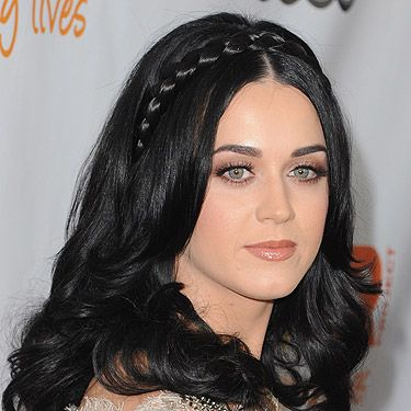 "<p>Need some fresh wedding hair inspiration? Katy Perry's fresh curls and subtle plait heairpiece make a great option. To get the look, Rachelle Summerson-Wright from <a href=""http://www.janetmaitland.com/"" target=""_blank"">Janet Maitland Hair Excellence</a> advises prepping your hair with a volumising shampoo and conditioner before styling to get that body and movement.</p>