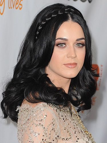 "<p>Need some fresh wedding hair inspiration? Katy Perry's fresh curls and subtle plait heairpiece make a great option. To get the look, Rachelle Summerson-Wright from <a href=""http://www.janetmaitland.com/"" target=""_blank"">Janet Maitland Hair Excellence</a> advises prepping your hair with a volumising shampoo and conditioner before styling to get that body and movement.</p> <p>""Smooth a little <a href=""http://www.feelunique.com/p/Schwarzkopf-Professional-OSiS-Body-Me-150ml?q=osis%20serum"" target=""_blank"">OSiS Body Me Volumising Serum</a> into damp hair and blow dry with a large round brush,"" explains Rachelle. ""The plait looks great but you can cheat by choosing a suitable hair piece for your colour and positioning it carefully, then finish with a shine spray.""</p>"