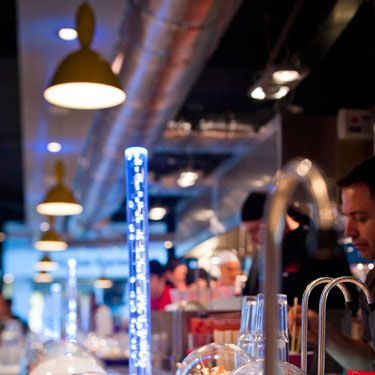 """<p><strong>YO! Sushi in the Southbank Centre Festival Hall</strong> is offering the ultimate way to welcome in 2013 with UNLIMITED SUSHI and front row seats to one of the most spectacular fireworks displays around the globe. <br /><br />For only £85 from 8.30pm until 10.30pm you and your friends can indulge in as much sushi and hot food as you can grab from the belt alongside two glasses of wine or a Japanese beer. You can then dance the night away, followed by a complimentary glass of bubbly to see in the New Year in style as the clock strikes midnight.<br /><br />The party runs 8.30pm-1am at the YO! Sushi Southbank Centre Festival Hall. Go to the <a href=""""http://www.yosushi.com/offers"""" target=""""_blank"""">YO! SUSHI WEBSITE</a> for more information YO! <br /><br /><em>YO! Sushi Royal Festival Hall, Festival Riverside, Southbank Centre, London, SE1 8XX</em></p>"""