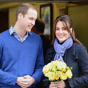 <p>We love William and Kate for providing us with material to coo over, as they announced that Kate was pregnant with their first child. Better still, the baby will be in line to the throne regardless of whether it's a boy or girl! We wish the royal couple well for the rest of Kate's pregnancy - and we literally can't WAIT to see what they will name their new baby. </p>