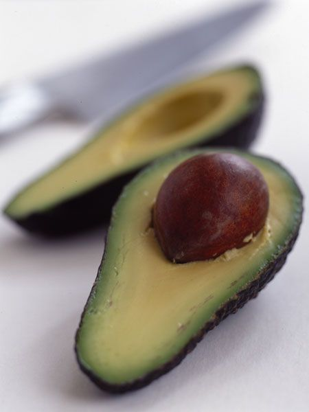 """<p>Avocado is an amazing food for skin, hair, nails and overall health.</p> <p>Adding avocado to salads, sandwiches or any other meal helps the body absorb all the vitamins and minerals of everything else you're eating because fats within the avocado act as a """"carrier: to assist uptake and transport of nutrients.</p> <p>""""People who regularly consume avocados are thinner than those who don't,"""" says Jeannette Jackson in <a title=""""http://www.amazon.co.uk/Drop-Zone-Diet-Jeannette-Jackson/dp/1405909331/ref=sr_1_1?ie=UTF8&qid=1356092782&sr=8-1"""" href=""""http://www.amazon.co.uk/Drop-Zone-Diet-Jeannette-Jackson/dp/1405909331/ref=sr_1_1?ie=UTF8&qid=1356092782&sr=8-1"""" target=""""_blank"""">The Drop Zone Diet</a>. """"Healthy fats provide you with long term energy and keep you fuller for longer.""""</p>"""