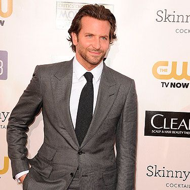 <p>Could Bradley Cooper be any hotter? The Silver Linings Playbook star strutted his stuff on the red carpet in a dark grey Tom Ford suit at the 2013 Critics' Choice Movie Awards. Not only is he FIT, but he's modest too, he reks Ryan Gosling is hotter than him. Lucky for us, we don't need to choose as they'll both be starring in The Place Beyond The Pines. Yum.</p>
