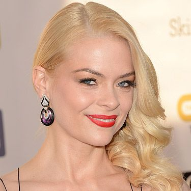 """<p>Ooh, is it getting hot in here? Jaime King was sizzling on the red carpet at the 2013 Critics' Choice Awards with those bright shimmery red lips. We love how she swept her hair to the side in long, wispy waves for a super glamorous old Hollywood beauty look.</p><p>To get the look, try <a href=""""http://www.boots.com/en/Max-Factor-Colour-Effect-Flipstick_1257596/"""" target=""""_blank"""">Max Factor Colour Effect Flipstick</a> in Salsa Red - add the shimmer bit to the centre of your lips to make them appear fuller.</p>"""
