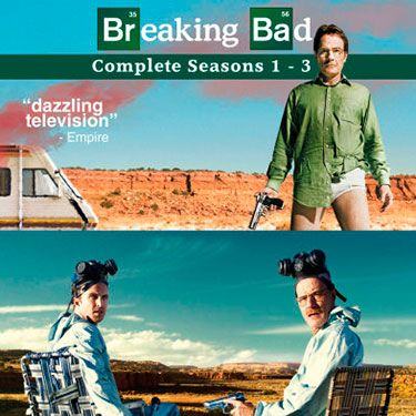 """<p>It's the TV series everyone's been talking about, so get your man involved in the Breaking Bad action with the first three series on DVD. </p><p>Breaking Bad Season 1-3, £29.99, <a href=""""http://www.zavvi.com/dvd/breaking-bad-seasons-1-3/10857090.html?utm_source=googleprod&utm_medium=cpc&utm_campaign=gp_dvd&affil=thggpsad&switchcurrency=GBP&gclid=CPCR2vOk_bsCFdOWtAodhxgAvQ"""" target=""""_blank"""">zavvi.com</a></p><p><a href=""""Valentine's%20day%20gift%20ideas%20for%20men"""" target=""""_blank"""">TOP 10 ROMANTIC FILMS</a></p><p><a href=""""http://www.cosmopolitan.co.uk/travel/weekend-breaks/romantic-breaks/top-ten-breaks-for-valentines-day-in-the-uk-as-suggested-by-mr-and-mrs-smith?click=main_sr"""" target=""""_blank"""">TOP 10 VALENTINE'S DAY HOTELS</a></p><p><a href=""""http://www.cosmopolitan.co.uk/love-sex/relationships/best-proposal-ideas-how-team-cosmo-got-proposed-to?click=main_sr#fbIndex1"""" target=""""_blank"""">COSMO PROPOSAL STORIES</a></p>"""