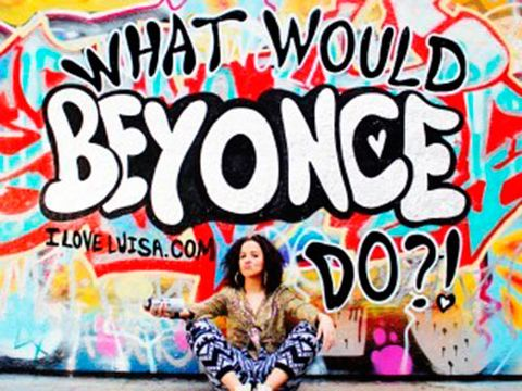 "<p>'What would Beyonce do?' is something every girl thinks at least five times a day, so it's no wonder comedy genius Luisa Omielan has created a whole show around it. We laughed until we cried, and hopefully, your lady will too.</p> <p>What would Beyonce do tickets, £16.30, <a href=""http://www.royalalberthall.com/tickets/comedy/luisa-omielan/default.aspx"" target=""_blank"">royalalberthall.com</a></p> <p><a href=""http://www.royalalberthall.com/tickets/comedy/luisa-omielan/default.aspx"" target=""_blank"">TOP 10 ROMANTIC FILMS</a></p> <p><a href=""http://www.cosmopolitan.co.uk/travel/weekend-breaks/romantic-breaks/top-ten-breaks-for-valentines-day-in-the-uk-as-suggested-by-mr-and-mrs-smith?click=main_sr"" target=""_blank"">TOP 10 VALENTINE'S DAY HOTELS</a></p> <p><a href=""http://www.cosmopolitan.co.uk/love-sex/relationships/best-proposal-ideas-how-team-cosmo-got-proposed-to?click=main_sr#fbIndex1"" target=""_blank"">COSMO PROPOSAL STORIES</a></p>"