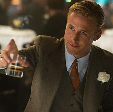 <p>Hubba hubba, Ryan Gosling looks HOT in his new film, Gangster Squad. We can't wait to see him suited and booted, drinking Whiskey and being all badass scaring people with his beautiful blue eyes. The film also stars Sean Penn, Josh Brolin and Emma Stone - who of course plays the love interest for Ryan (surprise surprise!). The film is released on the 10th January.</p>