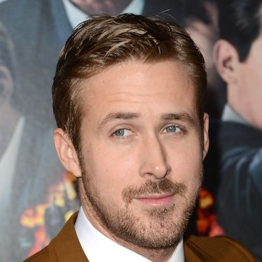 <p>Phwoar! Ryan Gosling stepped out for the LA premiere of his new film, Gangster Squad. The hottie-mc-hottie wore a Gucci made to order brown Marseille notch lapel two button three piece suit with white dress shirt and black satin tie. The delicious actor teamed his dashing suit with designer stubble and come hither eyes. Don't you just love him?!</p>