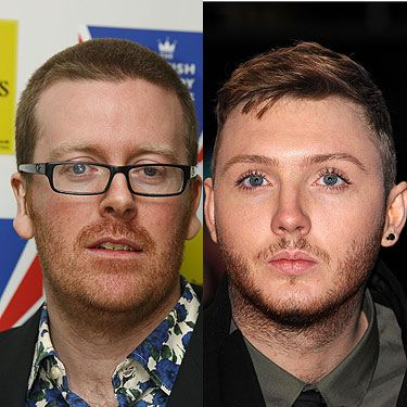 """<p>It seems comedian Frankie Boyle is at it again and this time he's focusing his attention on X Factor favourite James Arthur. Starting off the spat, Frankie Boyle referred to James as a 'cross between a tramp and a duckling."""" Obviously, our beloved James Arthur wasn't going to take this lying down and bit back saying, """"Poor old man making yet more s*** jokes about Xfactor because he knows that's the only way he can get attention any more #prat.'<br /><br />Eek! The tiff continued over a series of tweets which ended with Boyle tweeting, """"No hard feelings. When I see you I'll throw some money in your hat."""" Boyle also took a pop at Jahmene earlier in the week. Hmm not cool Boyle!</p>"""