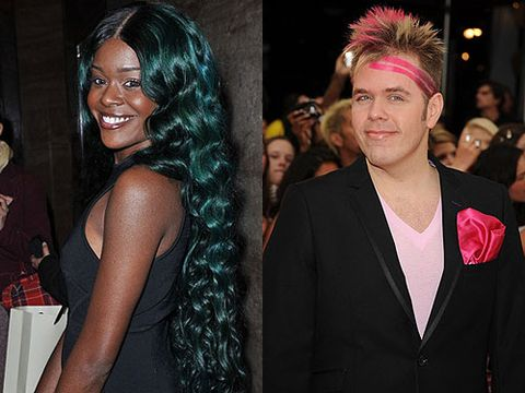 "<p><span lang=""EN-US"">Oh dear, Azealia Banks has landed herself in a hot mess after branding gossip king Perez Hilton a 'faggot' on Twitter. </span><span lang=""EN-US"">The rapper went on to call Perez 'dickbreath' and told him to 'gobble a dick' and later to kill himself – charming. Managing to keep his cool, Perez hit back: </span><span lang=""EN-US"">'</span><span lang=""EN-US"">The only thing I wish dead is your barely-beginning career!' </span><span lang=""EN-US"">After a massive backlask Azealia was forced to apologise about using the f word but she stopped short of making amends with Perez, tweeting: </span><span lang=""EN-US"">'My most sincere apologies to anyone who was indirectly offended by my foul language. Not sorry for Perez tho. Lol'. </span>Hmm we're struggling to see the funny side…</p>"