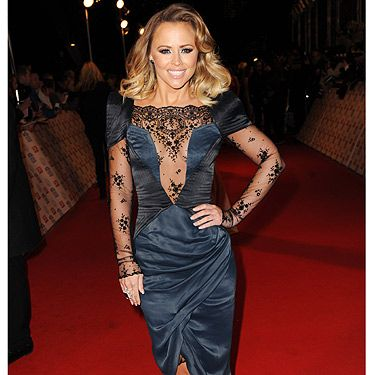 <p>Cosmo's gorgeous cover star Kimberley Walsh looked divine at the 2013 National Television Awards. The Girls Aloud star, who sang her new song One Day I'll Fly Away, looked fab in an Unrath Strano dress, Tom Ford shoes and Theo Fennell jewellery.</p><p> </p>