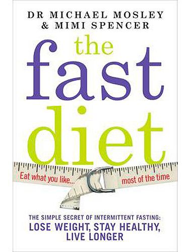 """<p class=""""p1""""><strong>What the book says: </strong>You can eat what you like <em>most</em> of the time on the '5:2' intermittent fasting diet. By reducing your calorie intake for two days a week (500 calories for women, 600 for men) you'll lose weight and enjoy a wide range of health benefits – the joy of the Fast Diet is that the side-effects are all good.<strong> </strong>Author<strong> </strong>Michael Mosley, the medical journo behind the book whose BBC Horizon programme kick-started the phenomenon, explains the compelling science behind it.</p> <p class=""""p1""""><strong>What Cosmo says:</strong> There's lots of evidence to support the theory that fasting – if done sensibly – can have major health benefits, from weight loss to reducing the risk of age-related diseases like cancer and diabetes. It feels like <em>everyone</em> is doing it this month, with some amazing results! But sticking to 500 cals for two days a week is as hard as it sounds. Pret's Misu Soup and Itsu's Spicy Tuna Maki are lunchtime Godsends.</p> <p class=""""p4""""><strong>Who it'll work for: </strong>Girls who like to have their cake and eat it. But remember, you can't drink or gym it on your fast days, so you'd need to be happy to have two <em>very</em> quiet nights a week.  </p> <p class=""""p5""""><span class=""""s1"""">£3.85, <a href=""""http://www.amazon.co.uk/dp/1780721676/ref=nosim?tag=wwwthefastdie-21""""><span class=""""s2"""">Amazon.co.uk</span></a></span></p>"""