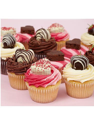 "<p>You can always rely on the lovely people at Lola's to supply us with scrumptious treats for any occasion! With a selection of chocolate and vanilla goodies, this will be the ideal gift for Valentine's Day.<br /><br />Cupcakes, £3, <a title=""http://www.lolas-kitchen.co.uk/"" href=""http://www.lolas-kitchen.co.uk/"" target=""_blank"">Lola's Kitchen</a><br /><br /></p>"