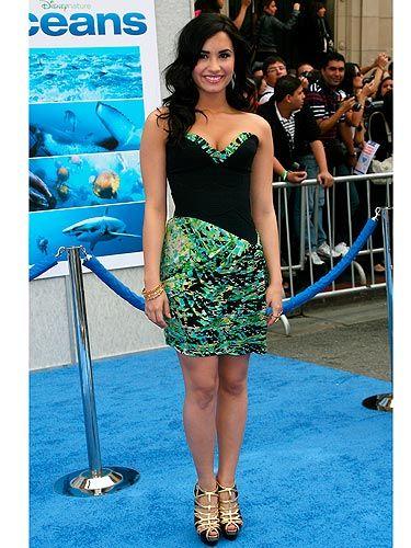 Demi Lovato Style CV