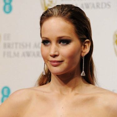 <p>Wowser! Jennifer Lawrence sported a super-sexy beauty look at the 2013 BAFTAs. Staying on-trend with the spring season, she opted for the wet-hairstyle look, slicking her hair back into a just-out-of-the-shower style. Paired with plenty of mascara and chandelier earrings, we thought this was one of our favourite red carpet beauty looks of the night.</p>