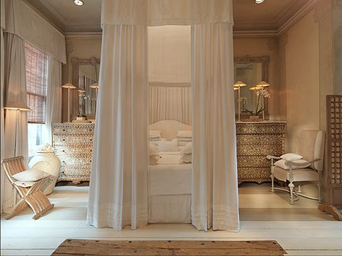 """<p>This super-sexy luxury boutique hotel in South Kensington is a lesson in attention to detail, with interiors inspired by forays into far-off lands such as Russia, India and Turkey. Romantic? Oh yes: a discreet atmosphere enhances the feeling that you're the only pair in the house&#x3B; even the boudoir-chic restaurant – which treats diners to Eastern-spiced Modern European dishes – is pure aphrodisiac. Add four-postered beds festooned with rich fabrics, and lavish gold-and-black ensuite bathrooms – what more can you ask from a naughty nightspot? Room 109, the Cardinal Suite, is the most shamelessly romantic: with heavy velvets and brocades, botanical prints and the kind of ornate, crimson-draped four-poster that makes you reach for the smelling salts, it's an essay in decorative decadence. <br /><br />Rooms: 41<br />Rates From: £263<br />For more info, visit <a href=""""http://www.mrandmrssmith.com/luxury-hotels/blakes-hotel"""" target=""""_blank"""">mrandmrssmith.com</a><br /><br /></p>"""