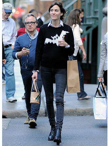 b2630edb954f <p>Alexa Chung's wardrobe must be HUGE - think Cher from Clueless huge.