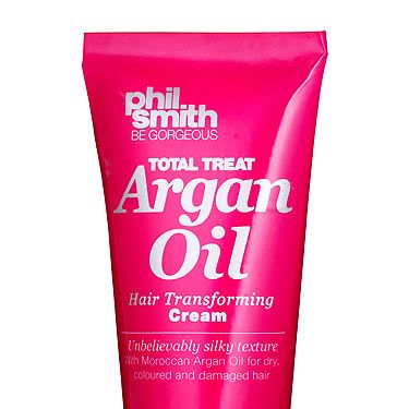 <p>Indulge in some luxurious pampering while you read your favourite mag as this month's issue comes with a free Philip Smith Moroccan Argan Hair Oil*</p>