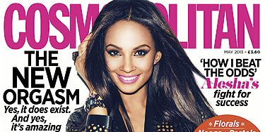 You Wont Want To Miss Out On The May Issue Of Cosmopolitan From